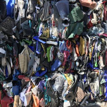 Mixed Rigid Plastic Bales