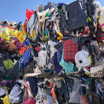 Mixed Rigid Scrap Plastic