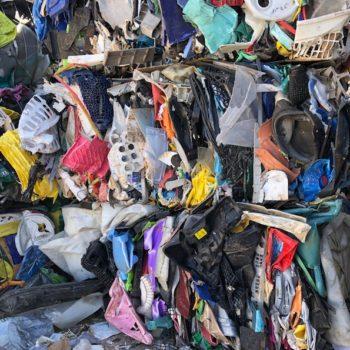 Post Consumer Rigid Plastic