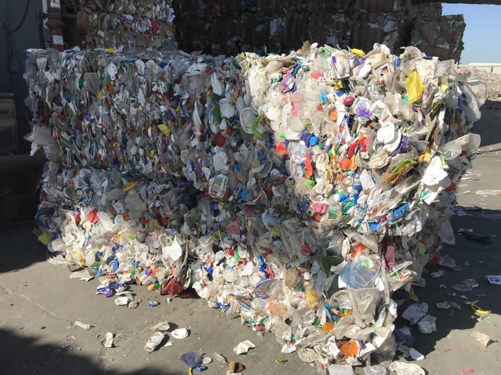 PP #5 Plastic Recycling