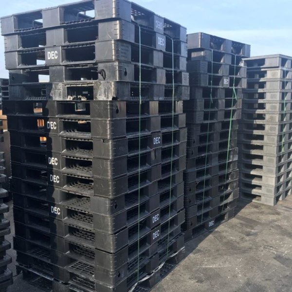 Plastic Pallet recycling Company