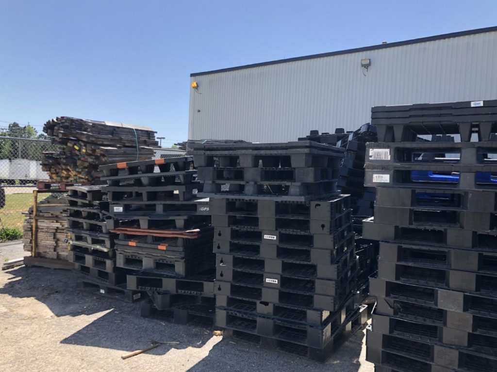 Plastic Pallet Recycling